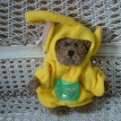 ADORABLE YELLOW SPACE ALIEN OUTFIT FOR BOYDS BEARS ****SO CUTE****