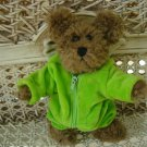 ADORABLE LIME GREEN JOGGING SUIT OUTFIT FOR BOYDS BEARS ****SO CUTE****