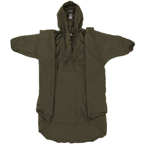 Proforce Equipment Snugpak Smock Style Patrol Poncho Olive