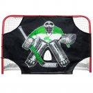 "Crown Sporting Goods Green Skull Sniper Street Hockey Shooting Target 72"" x 48"""