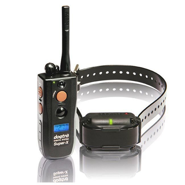 Dogtra Super-X 1 Mile Remote Trainer 3500NCP With Carrying Case