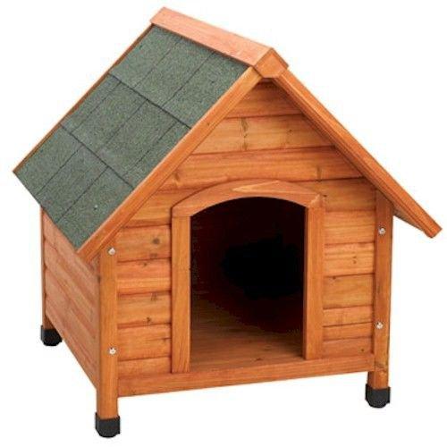 """Premium Plus A-Frame Dog House - Medium 30.5"""" W x 34.5"""" D x 31.75"""" H"""