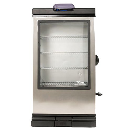 """Masterbuilt 40"""" Gen2 Smoker with Window and Bluetooth"""