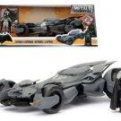 Batman V Superman Batmobile with diecast Batman Figure 1/24 Diecast Model Car