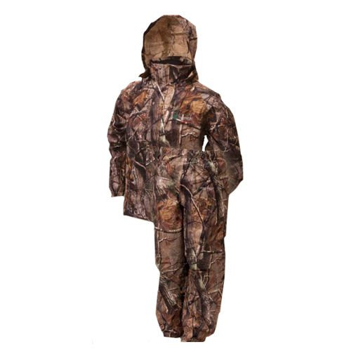Frogg Toggs AllSport Suit Realtree Camo Large