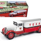 "1935 Dodge 3-Ton Platform Truck ""Texaco"" Series #33 Red and White 1/38 Diecast"