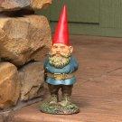 """Gus the original Gnome 9.5"""" Tall by Sunnydaze Decor"""