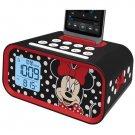Kiddesigns Minnie Mouse Line in USB Alarm Clock