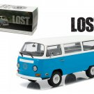 """1971 Volkswagen Type 2 Bus (T2B) """"Lost"""" TV Series (2004-2010) 1/18 Diecast Model"""