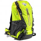 Grizzly Peak 45L Internal Frame Backpack Lime