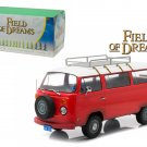 "1973 Volkswagen Type 2 Bus (T2B) ""Field of Dreams"" Movie (1989) 1/18 Diecast"