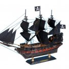 "Calico Jack's The William Limited Model Pirate Ship  15"" L x 4"" W x 10"" H"