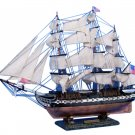 "USS Constitution Limited Tall Model Ship 30"" L x 9"" W x 23"" H"