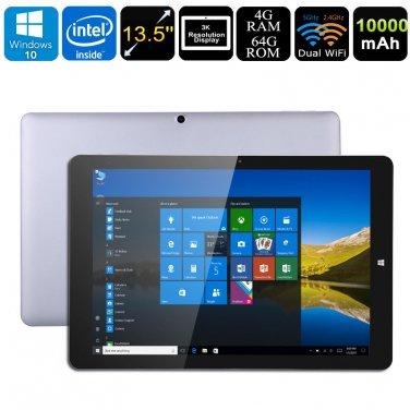 Windows Tablet PC Chuwi Hi13 - Intel Apollo Lake CPU, Windows 10, 4GB RAM