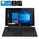 Jumper EZpad 5S Tablet PC - Licensed Windows 10, Intel Cherry Trail CPU, 4GB RAM