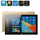 Onda oBook 11 Plus Tablet PC - Windows 10, Android 5.1, Quad-Core CPU, 4GB RAM
