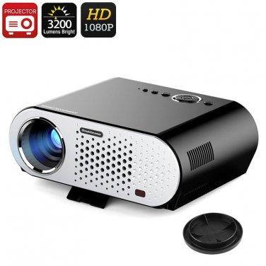 HD Projector ViviBright SimpleBeamer GP90 - 3200 Lumen, 40 To 280 Inch Image