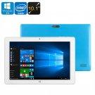 Windows Tablet PC - Windows 10, Intel Cherry Trail CPU, 1.66GHz, 2GB RAM