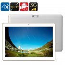 3G Android Tablet - 10.1 Inch IPS Screen, Android 4.4, 2GB RAM + 16GB ROM