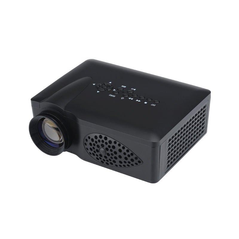 Compact MINI LED 750 Lumen Projector - 800:1 Contrast Ratio
