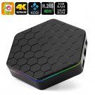 Android TV Box Sunvell T95Z Plus - 4K Resolution, Dual-Band WiFi, Google Play