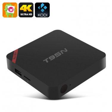T95N-MINI MX+ Android TV Box - 4K, Android 6.0, Amlogic S905X, Kodi, HDMI