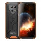 Blackview BV9800 Rugged Phone, 6GB+128GB (Orange)