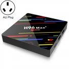 H96 Max+ 4K Ultra HD LED Display Media Player Smart TV Box, 4GB+32GB (AU Plug)
