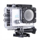 Q3H 2.0 inch Screen WiFi Sport Action Camera Camcorder with Waterproof Housing Case (White)