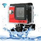 SJCAM SJ4000 WiFi Full HD 1080P 12MP Diving Bicycle Action Camera (Red)