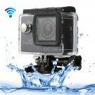 SJCAM SJ4000 WiFi Full HD 1080P 12MP Diving Bicycle Action Camera (Black)
