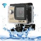 SJCAM SJ4000 WiFi Full HD 1080P 12MP Diving Bicycle Action Camera (Gold)