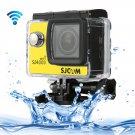 SJCAM SJ4000 WiFi Full HD 1080P 12MP Diving Bicycle Action Camera (Yellow)