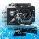SJCAM SJ5000X WiFi Ultra HD 2K 2.0 inch LCD Sports Camcorder with Waterproof Case (Black)