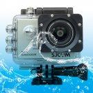 SJCAM SJ5000X WiFi Ultra HD 2K 2.0 inch LCD Sports Camcorder with Waterproof Case (Silver)