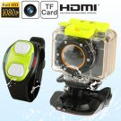 F20 Full HD 1080P Sport CamcorderF20 Full HD 1080P Sport Camcorder with Waterproof Case