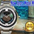 22 1903-2008 Harley Davidson 105th Anniversary Logo Sport Metal Watch for GIFt