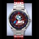 BMW M3 Series Gauges Unisex Sport Metal Watch Best For Gift
