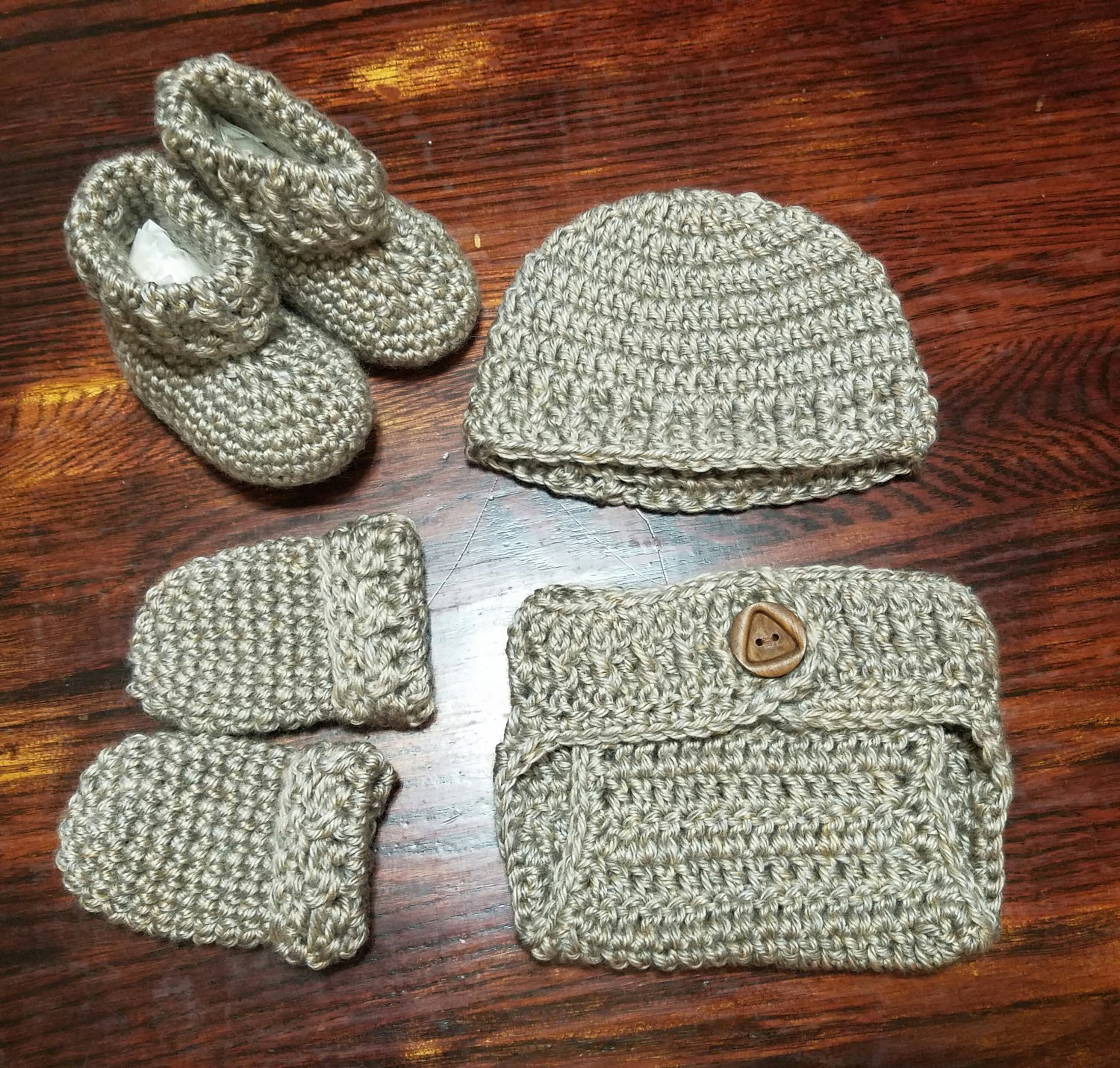 Soft Grand Canyon New Born Layette - On Hand