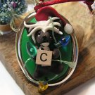 Chinese Crested Polymer Clay Dog Ornament - NanjoDogz