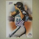 1997 Best Autographed Card Todd Landry