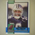 1990 Topps Vince Albritton #492