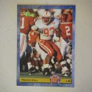 1993 Classic NFL Draft Travis Hill Cleveland Browns #79