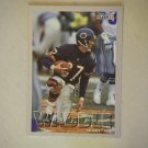 1993 Fleer Tom Waddle Chicago Bears #166