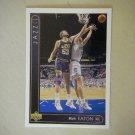 1993 - 94 Upper Deck Mark Eaton Utah Jazz #45