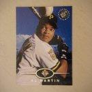 1995 Topps Stadium Club Al Martin Pirates 253