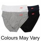 Slazenger Mens Gents 3 Pack Briefs Under Pants Underwear Flat Seam Construction