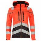 Helly Hansen Womens Ladies Toensberg Workwear Hi Vis Jacket Coat Top Clothing