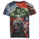 Marvel Kids Infants Boys Sub T Shirt Tee Top Short Sleeve Character Printed