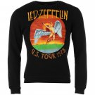 Official Mens Zeppelin Sweatshirt Long Sleeve Sweater Jumper Pullover Top